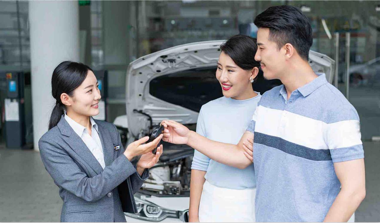车开新不议价 让你体验正规卖车