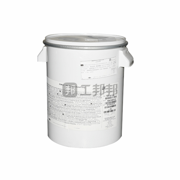 DOWSIL/陶熙 有机硅胶-通用型 7091GREY 脱醇 通用型密封胶 灰色 比利时产 20L 1桶