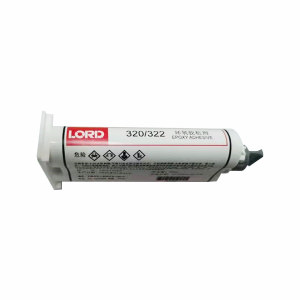 LORD/洛德 环氧结构粘接胶-通用型 320/322 50ml(1:1) 灰 1支