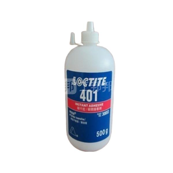 LOCTITE/乐泰 瞬干胶-低粘度通用型 401 透明 中粘度 通用型 500g 1瓶