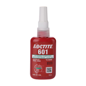 LOCTITE/乐泰 圆柱固持胶-低粘度型 601 绿色 低粘度圆柱固持胶 50mL 1支