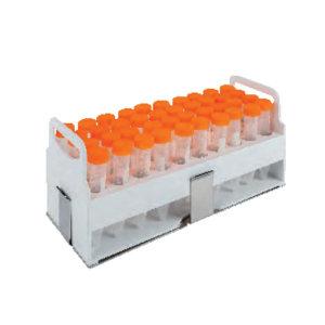 CRYSTAL/精骐 试管夹 IS-A11 40孔 φ14mm 适用于5mL试管 1件