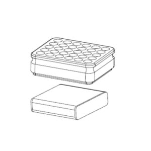 CRYSTAL/精骐 冷温芯 CL 0.5~4℃ 1件