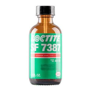 LOCTITE/乐泰 丙烯酸结构胶用活化剂-溶剂型 7387 琥珀色 活化剂 1.75oz 1瓶