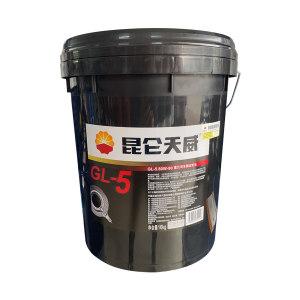 KUNLUN/昆仑 车用齿轮油 天威-GL5-80W90 16kg 1桶