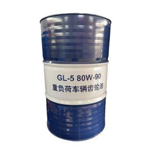 KUNLUN/昆仑 车用齿轮油 天威-GL5-85W90 170kg 1桶