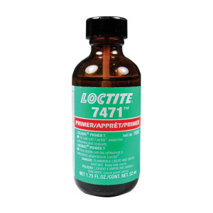 LOCTITE/乐泰 厌氧胶用促进剂-环保型 7471 琥珀色透明 促进剂 1.75oz 1瓶