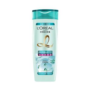 LOREAL/欧莱雅 透明质酸水润去屑洗发露(倍爽) 400mL 1瓶
