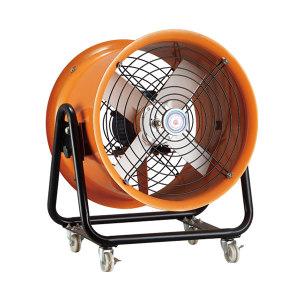 XINGYI/兴益 SF移动式工业用轴流通风机 5 0.75kW-4单相 1450r/min 9400m³/h 1台