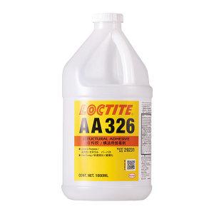 LOCTITE/乐泰 丙烯酸结构粘接胶-高粘度厌氧型 326 快速固化 高粘度 1L 1桶