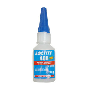 LOCTITE/乐泰 瞬干胶-超低粘度低白化型 408 低粘度 低白化 20g 1支