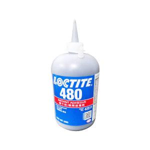 LOCTITE/乐泰 瞬干胶-高强度增韧型 480 NSF认证 500g 1瓶