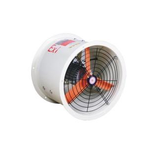 XINGYI/兴益 CBF防爆轴流风机 4A 0.37kW-4单相 1450r/min 2880m³/h 1台