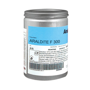 ARALDITE/爱牢达 丙烯酸结构粘接胶-中粘度快固型 F300 主剂 配LAC2 0.8kg 1罐