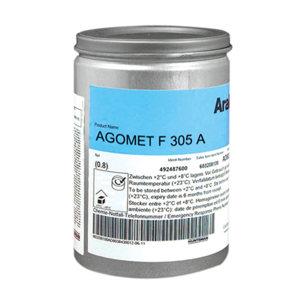 ARALDITE/爱牢达 丙烯酸结构粘接胶-低粘度快固型 F305A 主剂 A组份(+B+POWD) 0.8kg 1罐