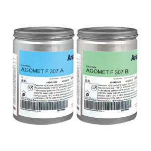 ARALDITE/爱牢达 丙烯酸结构粘接胶-高粘度型 F307A 主剂 A组份(+B+POWD) 0.8kg 1罐