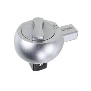 BETA/百塔 凹方头扭矩扳手用653型梅花交换头 653/46 14×18mm 46mm 1个