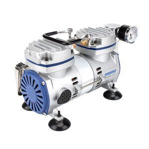 WIGGENS/维根斯 无油柱塞泵 V400 电压220V/50Hz 额定功率80W 极限真空度100mbar 抽气速度34L/min 1台