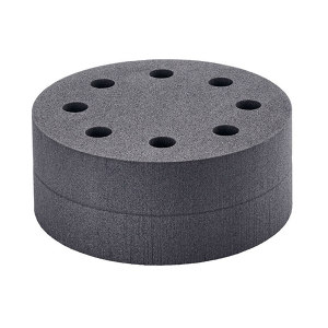WIGGENS/维根斯 试管垫片 3602-05 8孔 与通用底座3602-01配合使用 1个