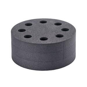 WIGGENS/维根斯 试管垫片 3602-06 8孔 与通用底座3602-01配合使用 1个