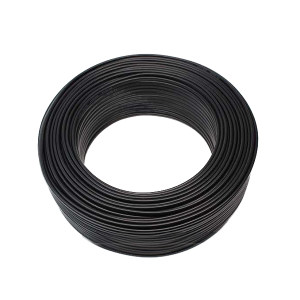 SL CABLE/神龙电缆 铜芯聚氯乙烯绝缘聚氯乙烯护套软结构电力电缆 VVR-0.6/1kV-3×50+2×25 护套黑色 1米
