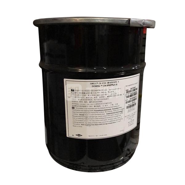 DOWSIL/陶熙 有机硅导热灌封胶-经济型 CN-8760-B 经济型 B组份 黑色桶 25kg 1桶