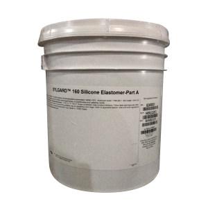 DOWSIL/陶熙 有机硅灌封胶-中粘度型 160A 通用型 A组份 24.9kg 1桶