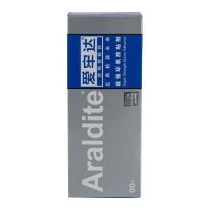 ARALDITE/爱牢达 超强环氧胶粘剂 SUPER-STRENGTH-EPOXY 2011 DIY牙膏装 重量比A:B=1:1 90g 1盒
