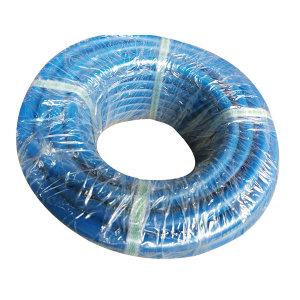 GUOSHENG/国胜 氧气管(三胶二线) φ8mm×3.5MPa 蓝色 28m 1卷