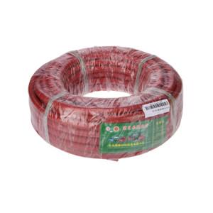 GUOSHENG/国胜 氧气管(三胶二线) φ8mm×3.5MPa 红色 28m 1卷