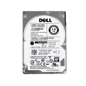 DELL/戴尔 热插拔硬盘 1.8TB 10K SAS 2.5英寸 1个