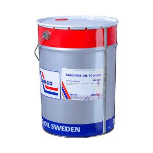 CARGO 食品级合成通用润滑油 MACHINE OIL FG HIGH 220 20L 1桶