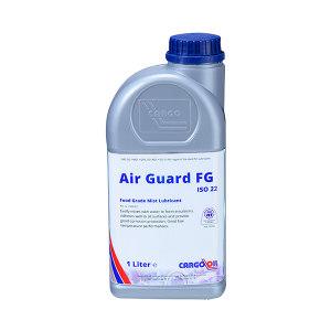 CARGO 食品级气动系统润滑剂 AIR GUARD FG 22 1L 1桶