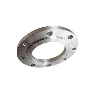 ZKH/震坤行 Q235碳钢平焊法兰 DN100 PN25 密封面RF 公称压力25bar B系列 GB/T9119-2010 1只