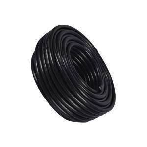 QUNXING WIRE AND CABLE/群星线缆 铜芯交联聚乙烯绝缘聚氯乙烯护套电力电缆 YJV-0.6/1kV-5×500 护套黑色 1米