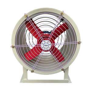 DINZOO/顶卓 防爆轴流风机(固定式) BT35-11-4 1.1kW 220V 2900r/min 8513m³/h 1台