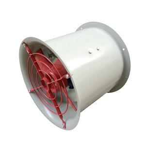 DINZOO/顶卓 防爆轴流风机(管道式) BT35-11-3.15 0.09kW 220V 1450r/min 2273m³/h 1台