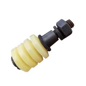 ZKH/震坤行 联轴器柱销 配套聚氨酯垫 M12×80 1个