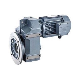 KFT/凯夫特 平行轴斜齿轮减速电机 DF47ME71M4 380V 50Hz IP55/F M1/0 1台