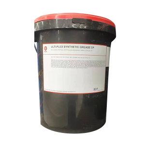 CHEVRON/雪佛龙 润滑脂 ULTI-PLEX-SYN-EP 18kg 1桶