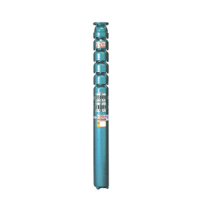 "SKYSEA/天海泵业 铸铁井用潜水泵 150QJ20-156/24 出口2"" 额定流量20m³/h 额定扬程156m 15kW AC380V 最大液位深度≤70米 1台"