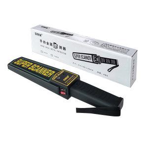 SAFEWARE/安赛瑞 手持式金属探测器(充电款) 10864 410×85×45mm 1个