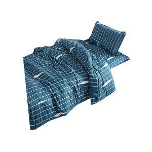 ZKH/震坤行 床上用品六件套 1200mm×2000mm 被套+被芯+枕套+枕芯+垫套+垫子 1套