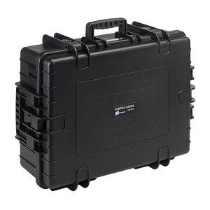 BW/倍威 Type1000防水安全ABS工具箱(含海绵模块) T-1000SI 270×215×105mm 1个