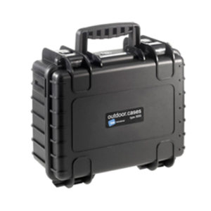 BW/倍威 Type5000防水安全ABS工具箱(含海绵模块) T-5000SI 470×365×190mm 1个