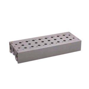 SMC SY5000系列五通电磁阀集装板 SS5Y5-20-06 1个