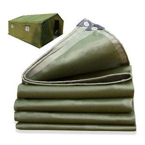 ZKH/震坤行 施工帐篷用牛筋布 4.5m*6m配套 1套