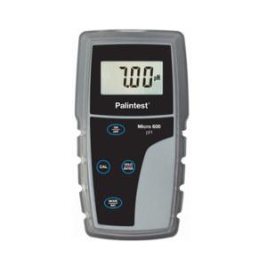 PALINTEST/百灵达 Micro 600型电导仪 PT1220 0 - 19.99,199.9,1999 μS/cm;2.00 - 19.99,199.9 mS/cm 1个