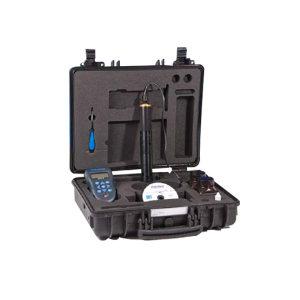 PALINTEST/百灵达 Macro 900检测套件 PT1401 含1台主机 Macro Link操控软件 USB数据线 螺丝刀 套索 5节AA电池以及操作手册均放置于MAP2000手提箱中提供 1套