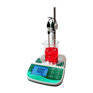 I-QUIP/芯硅谷 台式酸度计(pH/mV/T) B6275-02-1EA -2~16.00pH 氧化还原电位±2000mV 温度0~100℃ 带搅拌功能 1个